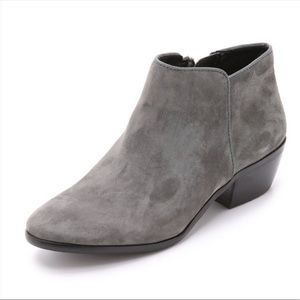 Sam Edelman Gray Suede Shoes